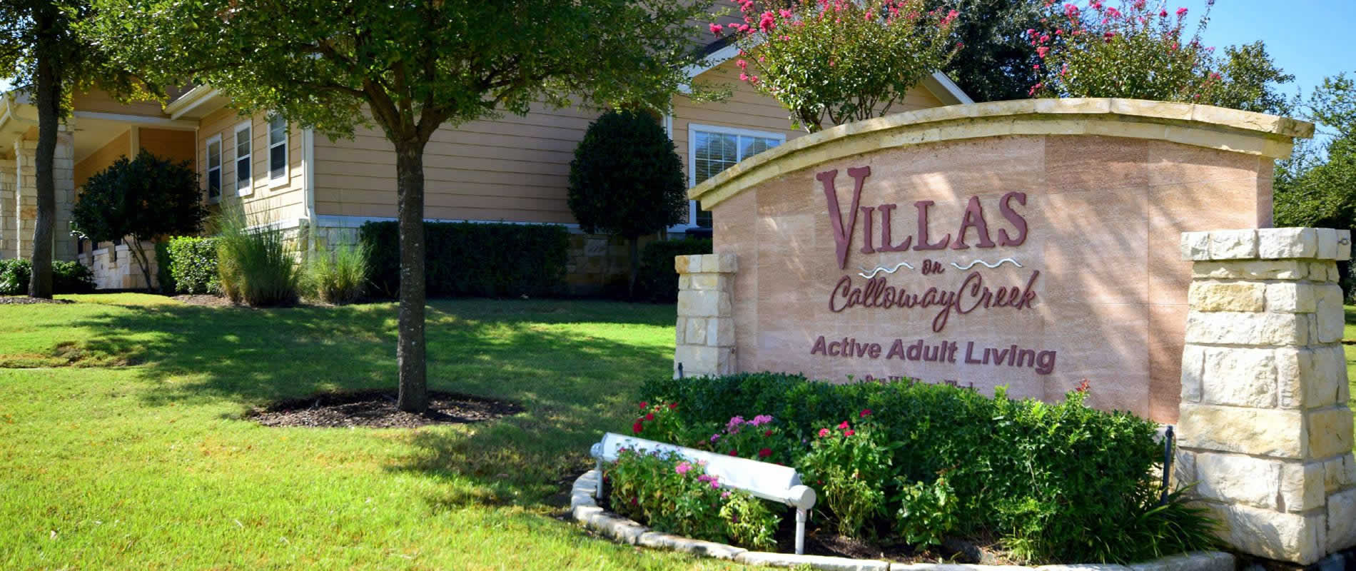 Villas on Calloway Creek | Hurst, TX 76053 | (817) 590-8621
